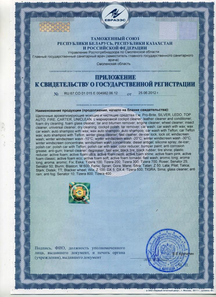 Щелочные аром. моющие и чистящие от 25.06.12 Прил. (1)